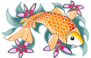 Colorful Koi Fish Drawings Koifishponds Koi Fish Drawing Fish Drawings Flower Drawing