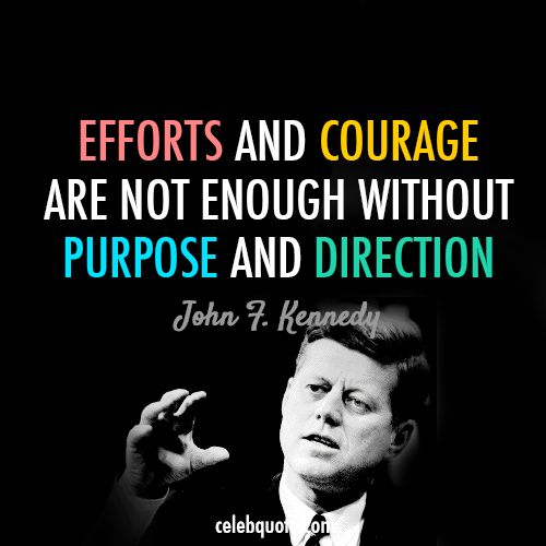 Jfk Quotes Prepossessing Sayings  It Is Said The Word Is Full Of Magic Things