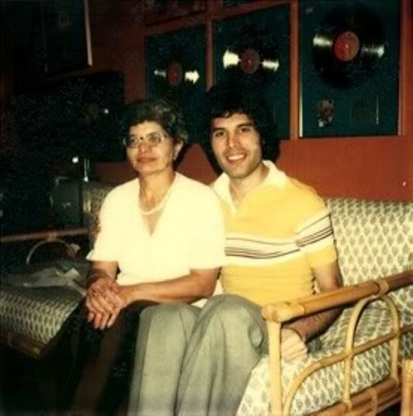 Young Freddie - freddie-mercury Photo