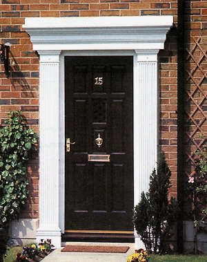 door canopy surround - Google Search Canopies Uk Door Canopy Georgian Front Doors & door canopy surround - Google Search | Home Design | Door canopy ...