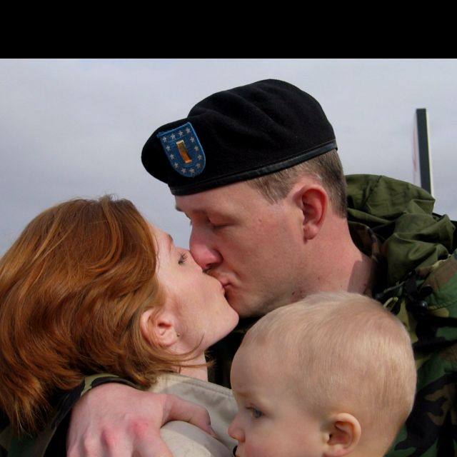 One of my FAVORITE photos- this pic got me through Iraq!