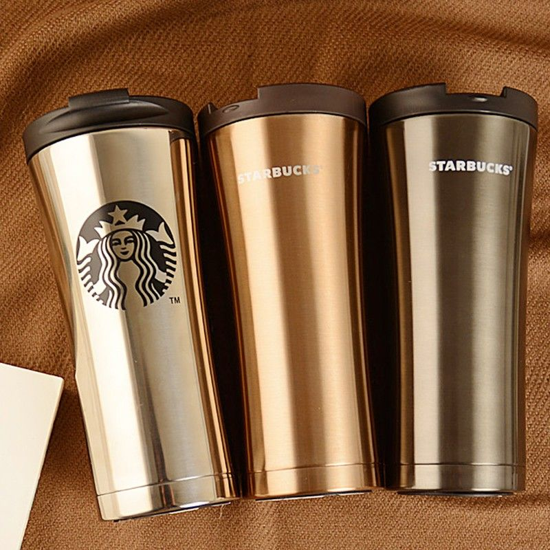 manufacturer double wall stainless steel starbucks thermos