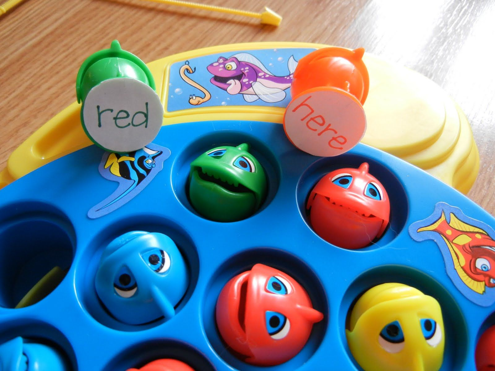 Sight Word Game With Images