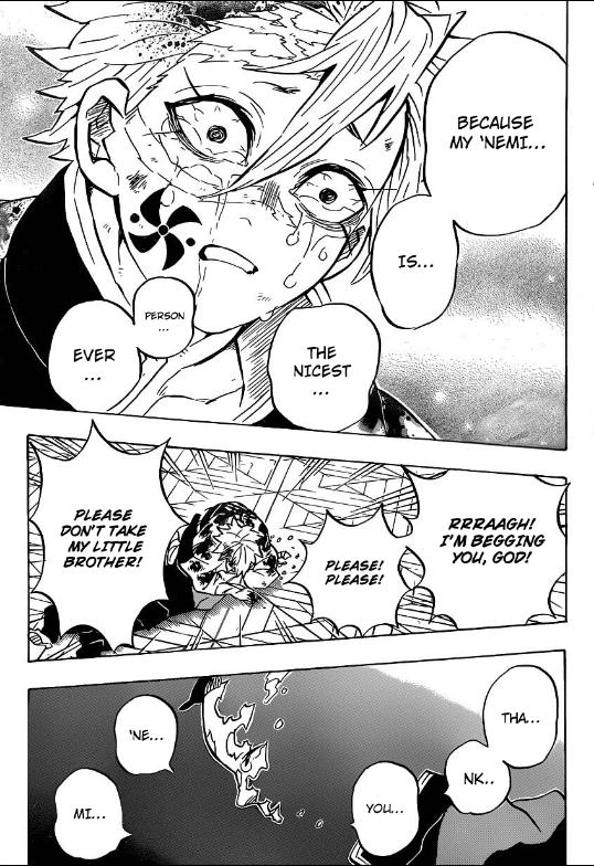 Demon Slayer Manga Panels Sanemi Google Search In 2020 Anime Demon Demon Manga Pages