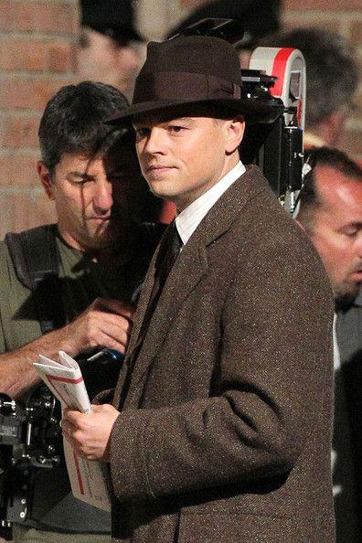 J Edgar Hoover. Leonardo DiCaprio.