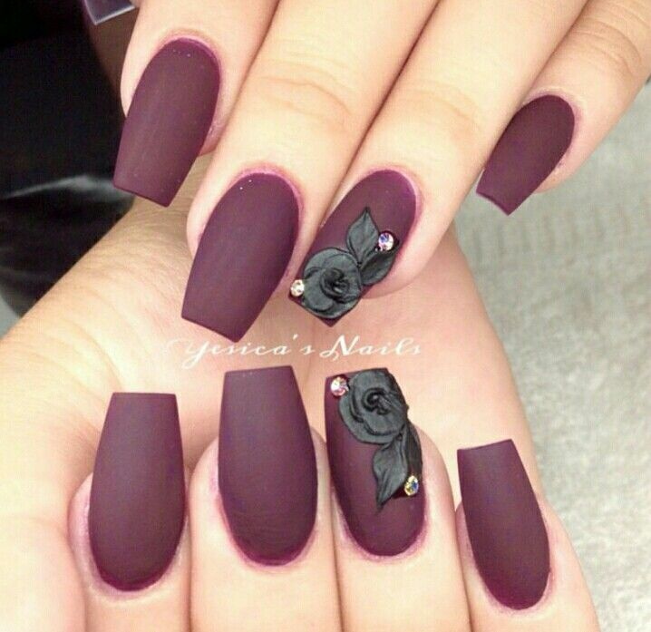 Pin by Brandi Marez on Nails | Pinterest | Nail nail, Mani pedi and Pedi