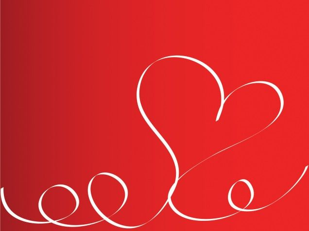 handwritten love powerpoint template is ideally for your