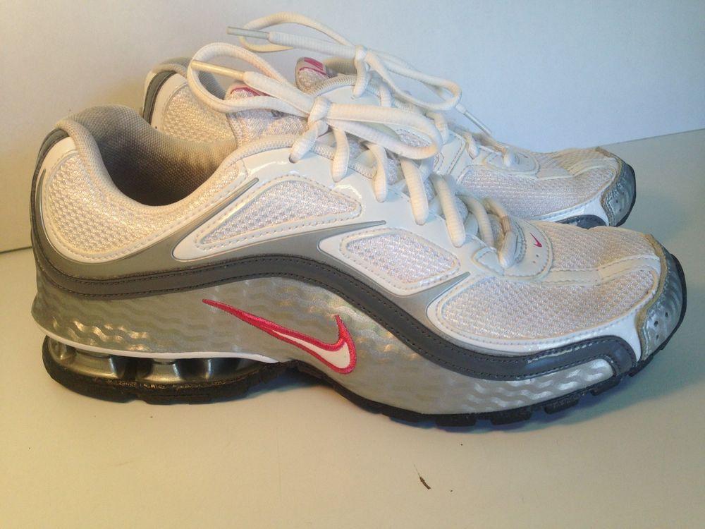 981ff0d2588a Nike Reax Run 5 Womens Running Shoes Size 7