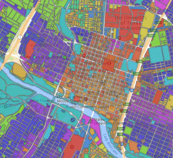 Here's A Better Way To See Proposed Austin Zoning Changes