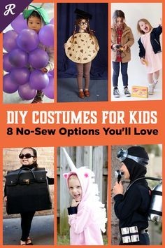 Easy Homemade Halloween Costume Ideas For Kids Diy Costumes - 8 cool and easy to make diy halloween masks for kids