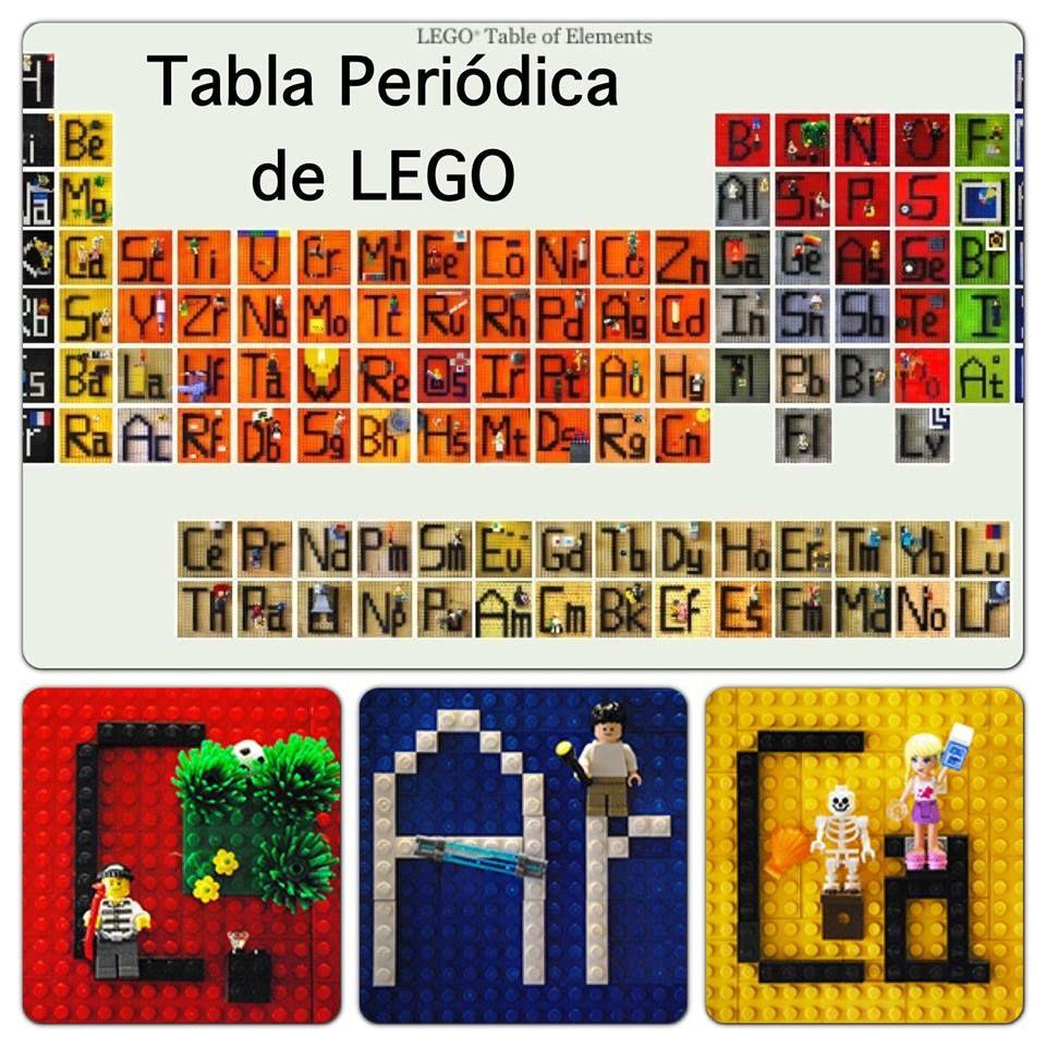 Una tabla peridica de los elementos lego esta curiosa tabla una tabla peridica de los elementos lego esta curiosa tabla peridica urtaz Images