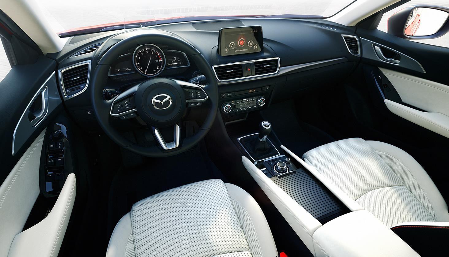 Mazda3 Mazda 3 Sedan Mazda Sedan