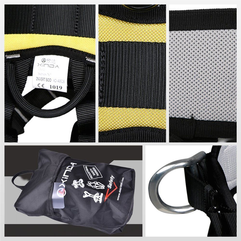 Full Body Adult Safety Harness Outdoor Climbing Momentum