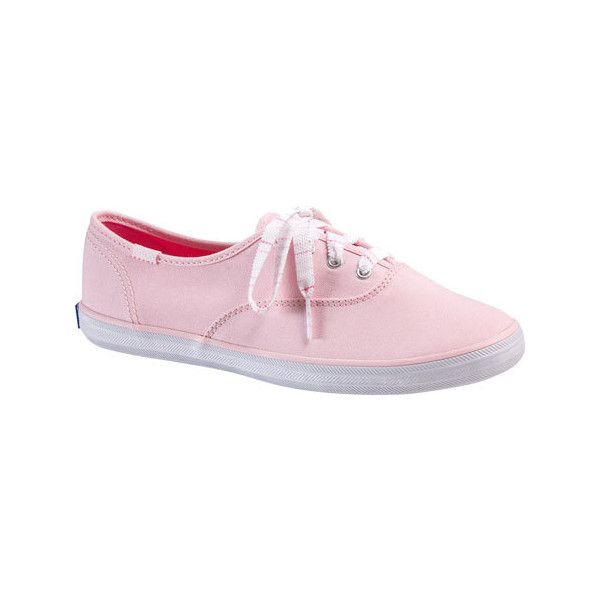 b079d17818e Women s Keds Champion Oxford CVO Sneaker - Light Pink Canvas Casual ( 45) ❤  liked on Polyvore featuring shoes