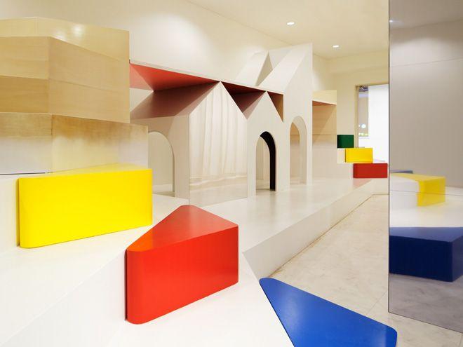 2 Pixy Hall Kindergarten By Moriyuki Ochiai Architects Pixie
