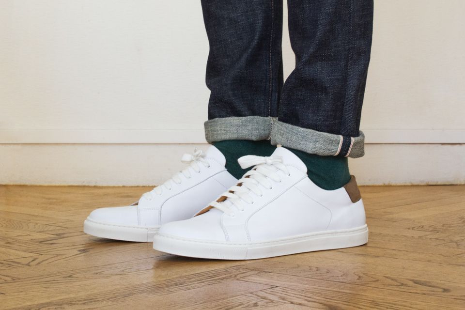 Baskets Blanches Homme : Comment Choisir ses Baskets Blanches ?