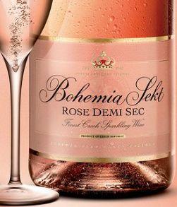 Rose Demi Sec - Delikat mousserende vin der er elsket af det feminine køn.- besøg Tjekvin.dk -