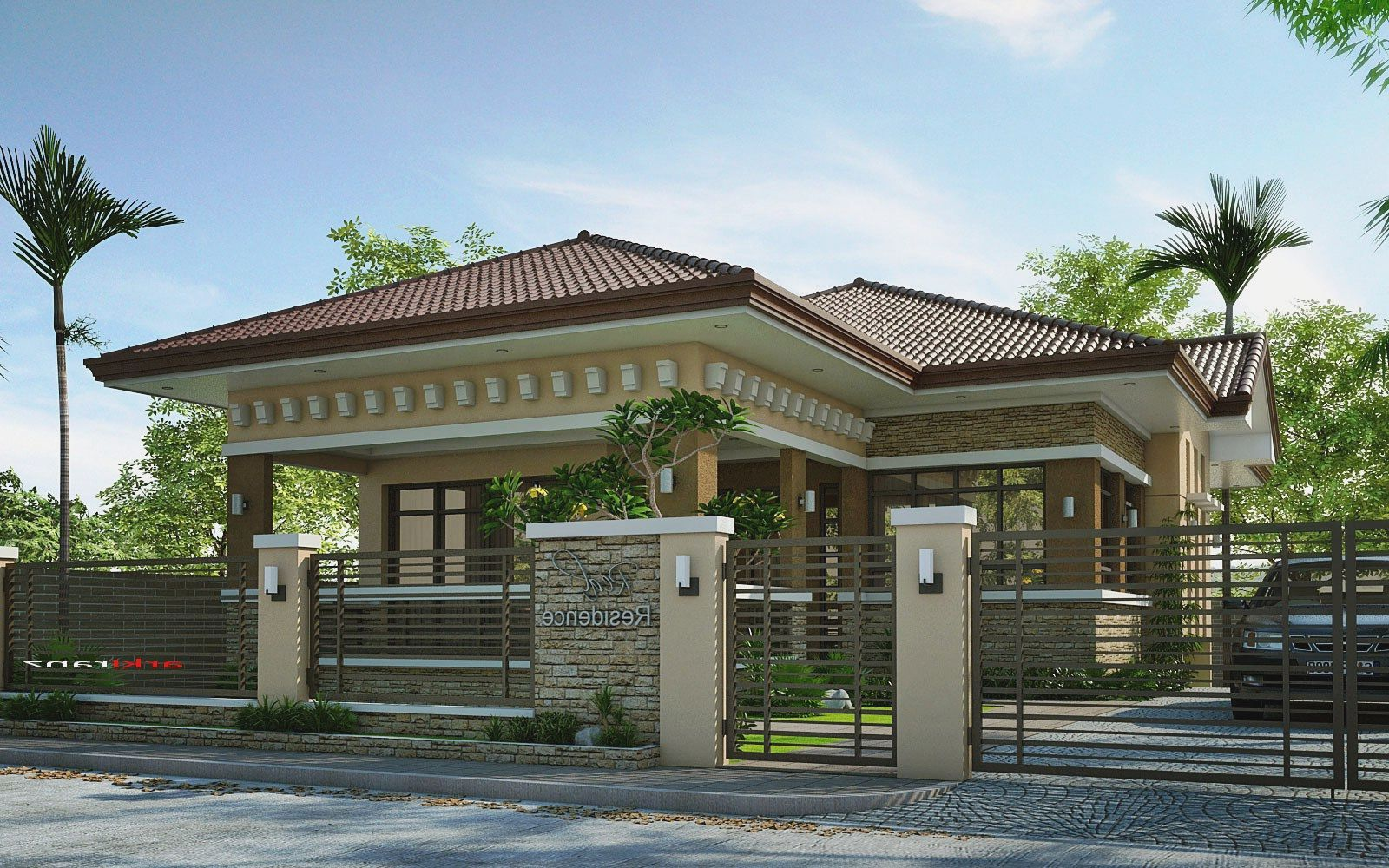 Zen House Design Philippines Deco