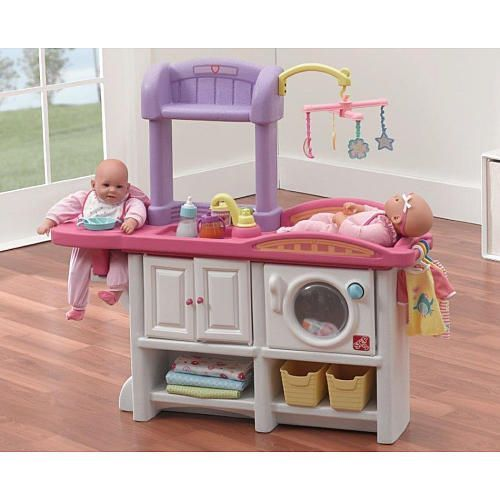 Love And Care Deluxe Nursery Step2 Toys R Us