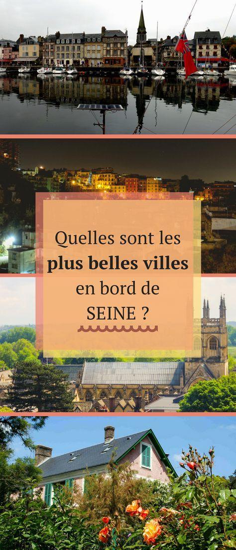 Autour de Paris, les boucles de la Seine - Carigami