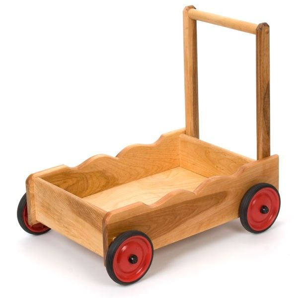 Walker Wagon Woooden Toys Wooden Baby Toys Toys Wooden Toys