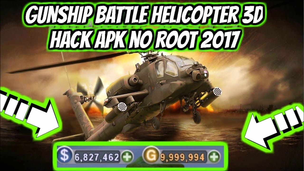 Gunship Battle Helicopter 3d Hack How To Get Unlimited Gold And Dollars Gunship Battle Helicopter 3d Hack And Cheats Gunsh In 2020 Gunship Helicopter 3d Free Games