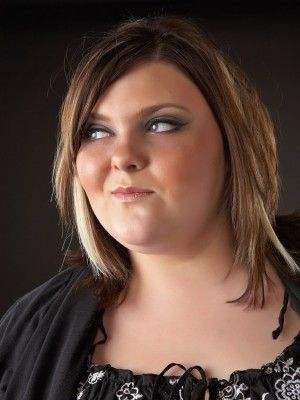 Plus Size Women Hairstyles Gallery | Gallery of Hairstyles For ...