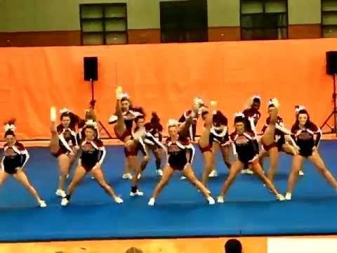 Reading High School Cheerleading at MSSAA North Regionals 2012 DANCE DANCE DANCE DANCE DANCE DANCE