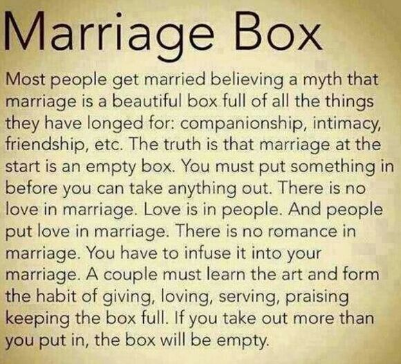 Relationship Meme Words Marriage Box Marriage Quotes