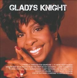 """Gladys Knight-Gladys Knight was born in Atlanta, Georgia in 1944, she is known as the """"Empress of Soul""""."""