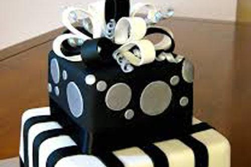Image Result For Birthday Cake Elegant 40th Birthday