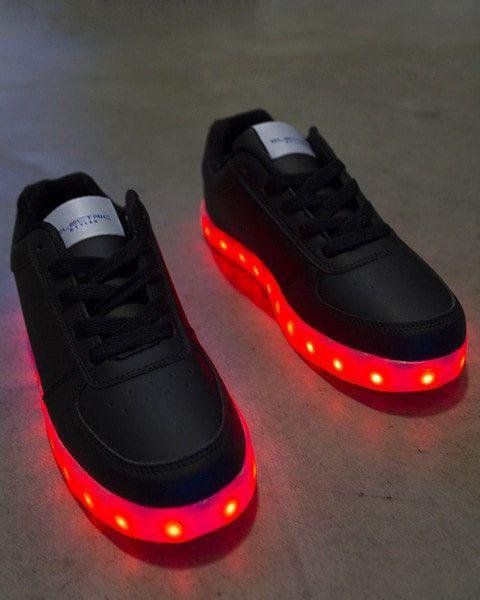 Light Up Led Shoes All Black Burning Man Halloween Rave Shoes Dance Shoes Party Shoes Led Shoes Nike Free Shoes Nike Shoes For Sale