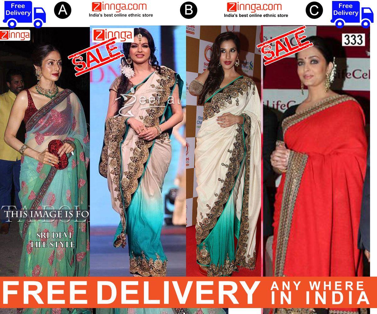 Images of saree sarees saris fashion look looking popular offers deals