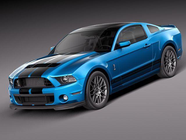 Ford Mustang Shelby Gt500 Cobra 2013 With Images Ford Mustang