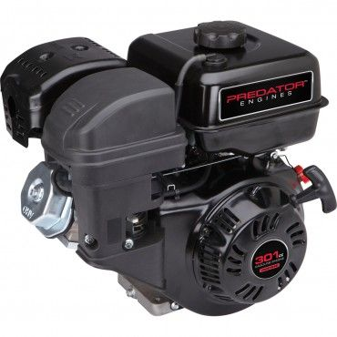 13 HP (420cc) OHV Horizontal Shaft Gas Engine EPA/CARB | wood