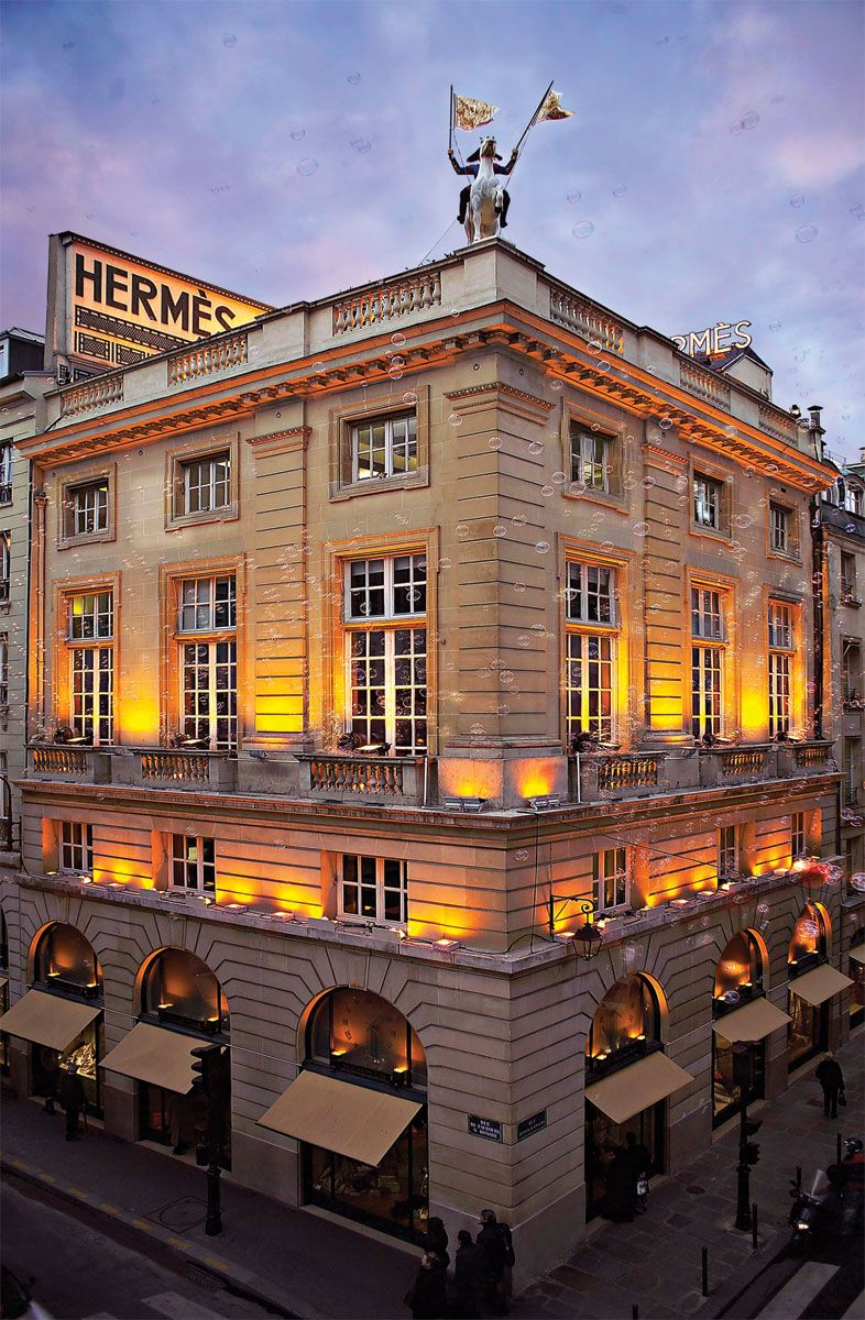 hermes faubourg saint honor paris french touch pinterest. Black Bedroom Furniture Sets. Home Design Ideas