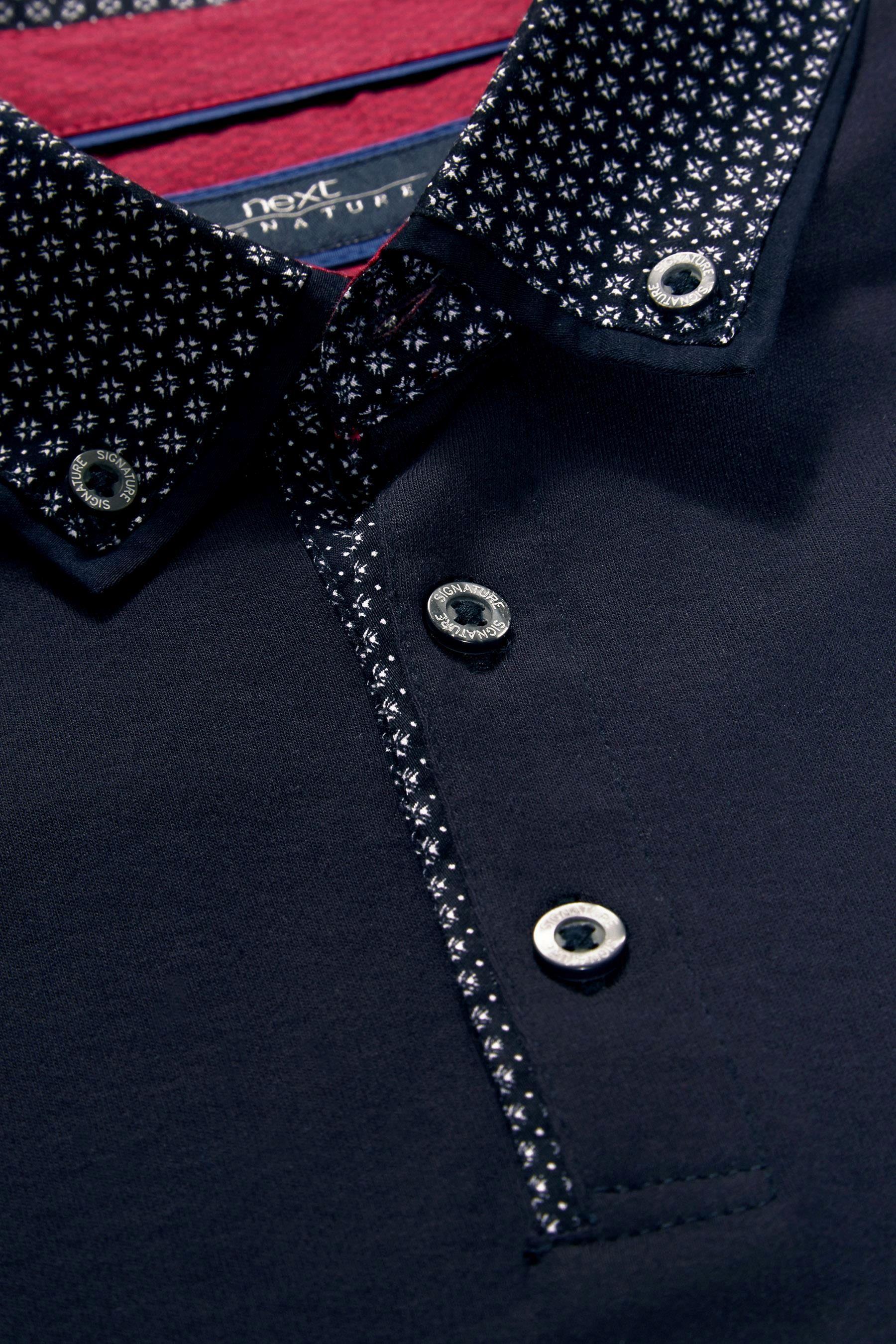 Shirt design online uk - Buy Signature Poloshirt From The Next Uk Online Shop