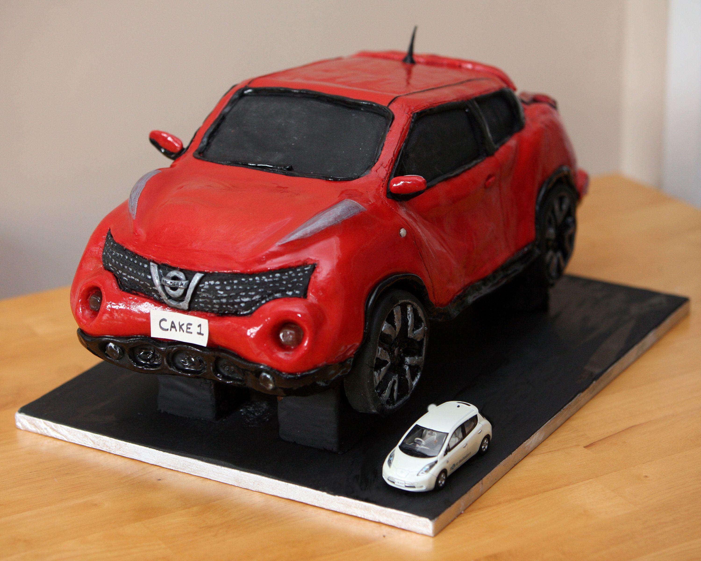 19 Nissan Juke Cake Budu Tvorit Pinterest Cake Nissan A