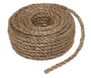 Wellington Cordage Llc 1 4 X50 Nat Manila Rope 28764 Rope Manila Amazon Com Manila Rope Sisal Rope Outdoor Curtains