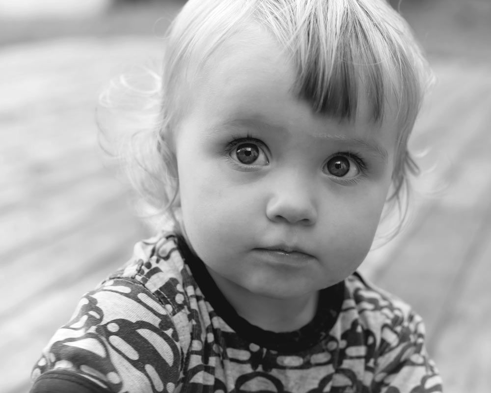 Prosjekt 365 / 3 #271 #onephotoaday #everydayphotography #girl #portrait #bw #bwphotography #hildring photo @jorunlarsen
