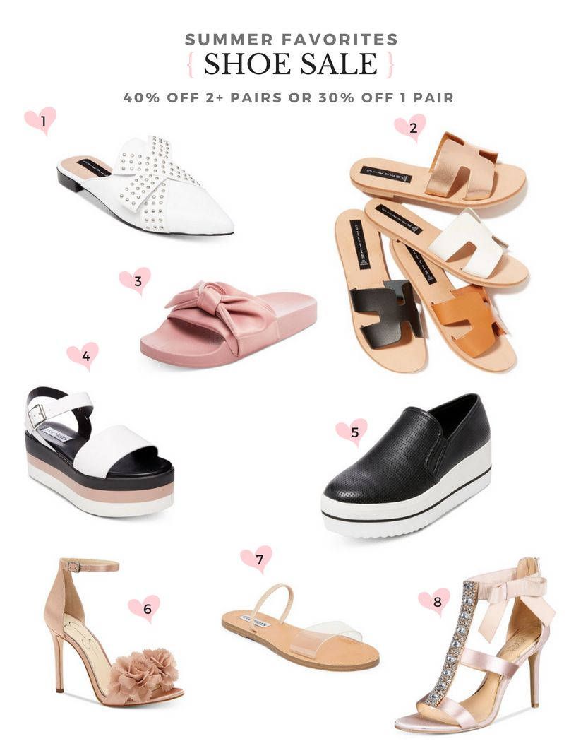 82ca50ccc83 Summer Shoe Sale- Macy s. Women s shoe style fashion trends 2018 ...