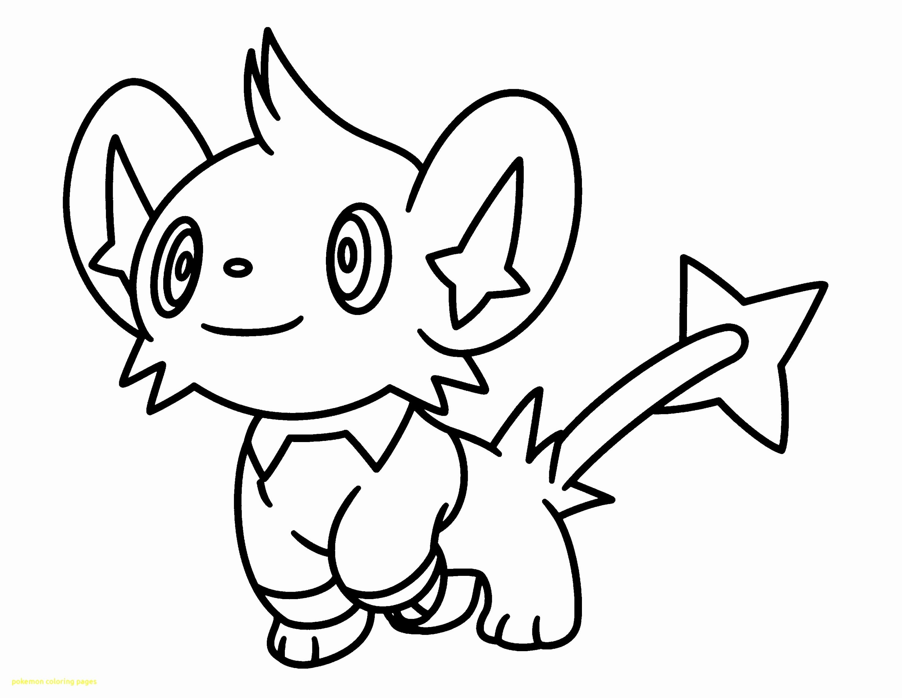 Free Printable Pokemon Coloring Pages Free Printable Coloring
