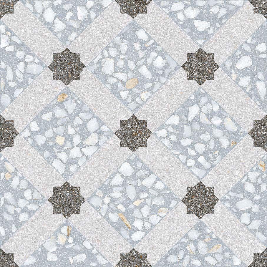 Mancini azul 30x30 cm azulejo porcel nico vives for Azulejo porcelanico