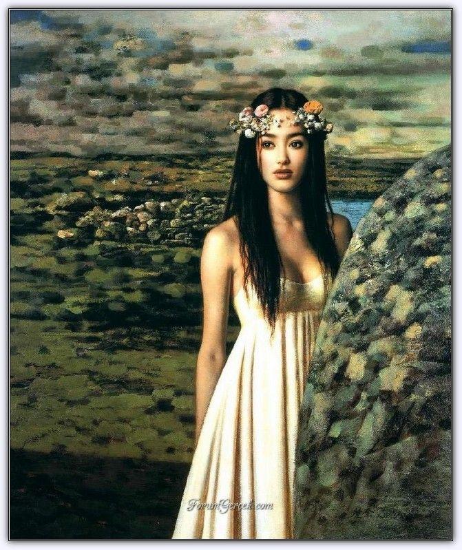 Xie Chuyu (1962 - ….) | Çinli Ressam - Forum Gerçek