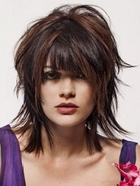 Shag Hairstyle 68 | Hair It Is | Pinterest | Shag hairstyles, Fine ...