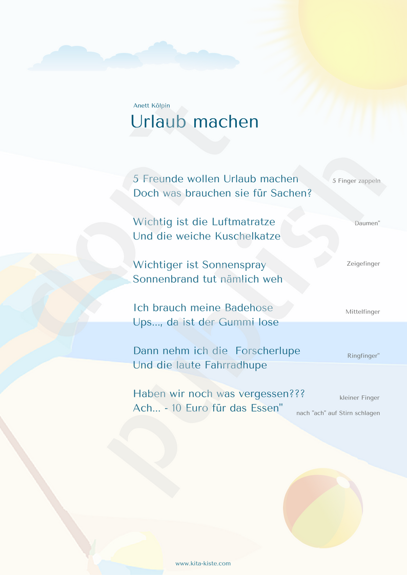 Photo of Lieder im Sommer