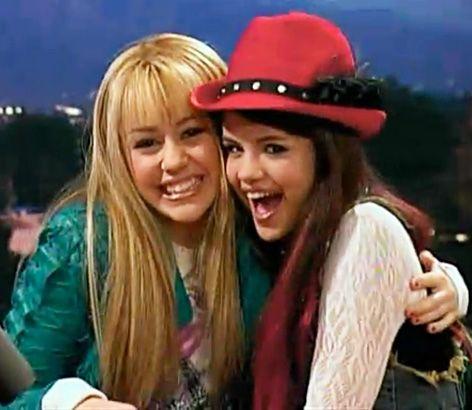 Selena On Hannah Montana Hannah Montana Selena Gomez Miley Cyrus Hannah Montana Season 2
