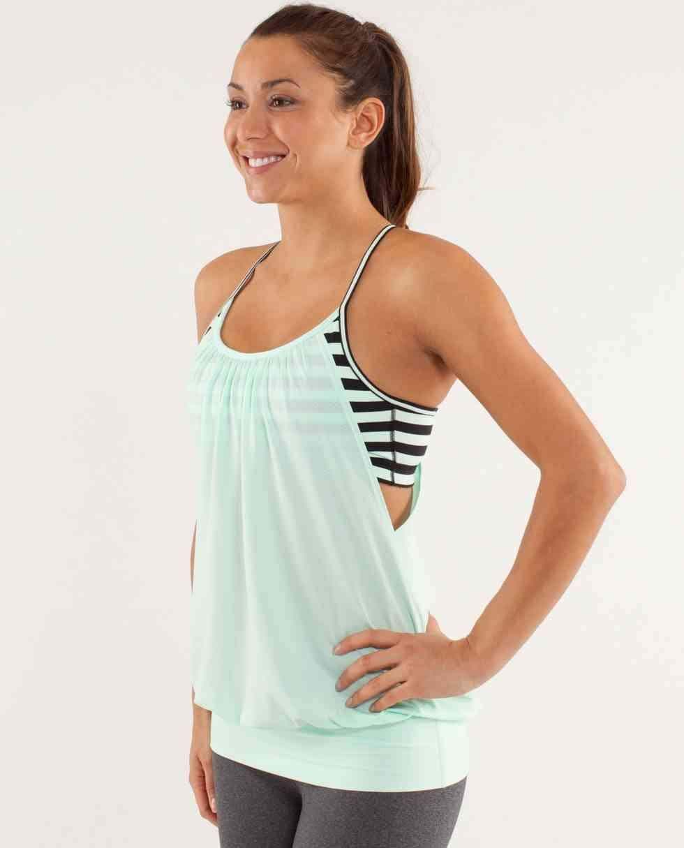 df819ea6690df lululemon no limits tank - great for hiding tummy after given birth ...