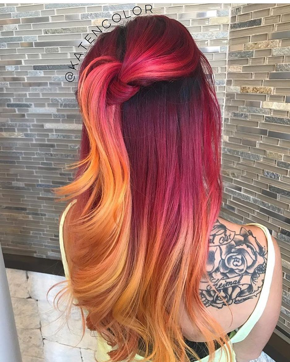 Pin By Mikenna Hillman On Repunzels Favorite Pinterest Hair