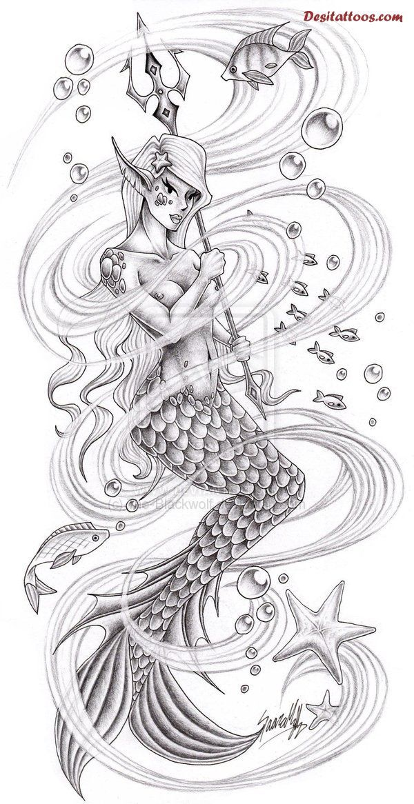 Image result for dragon and mermaid | ART Mermaid | Pinterest